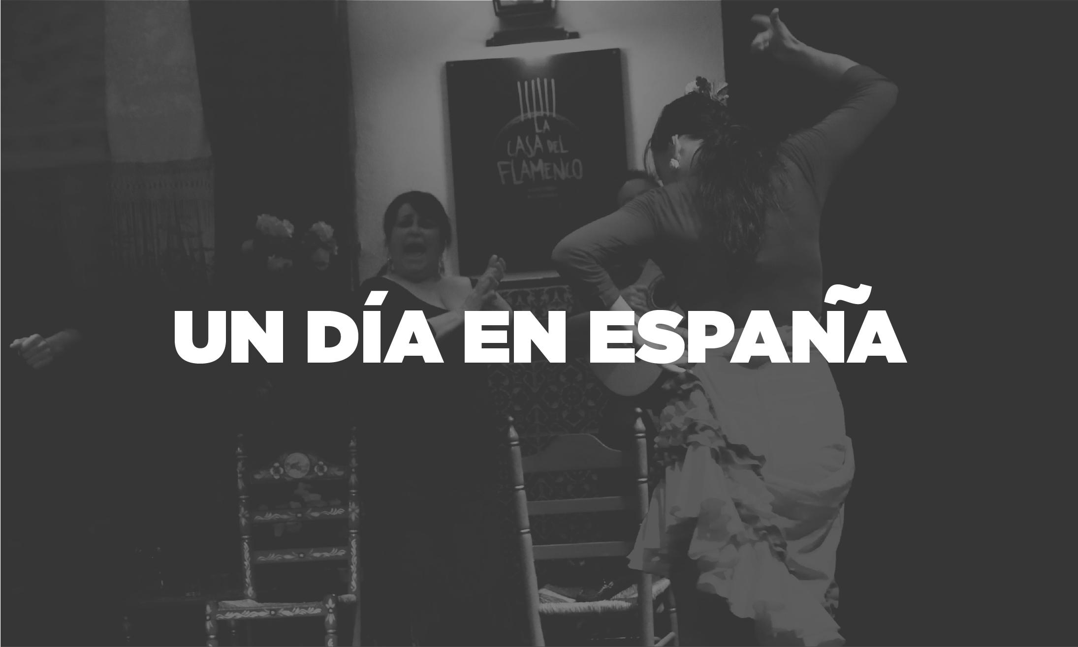 Un Dia En Espana